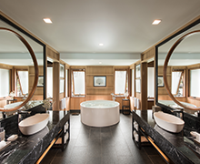 Overwater Villa -Bath Room